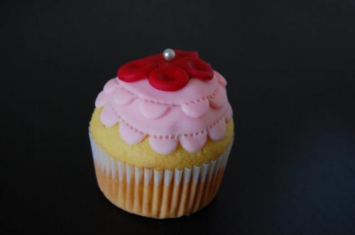 Cupcake Decorado 1